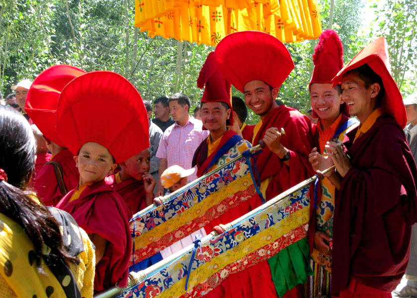 India : Ladakh en Spiti